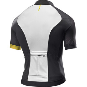 Mavic Cosmic Elite Bike Jersey Shortsleeve Men white/black